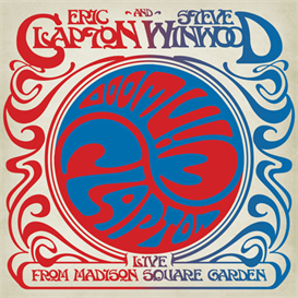 eric clapton & steve winwood live from msg (2009) (reprise records) (21 tracks) 320 kbps mp3 album