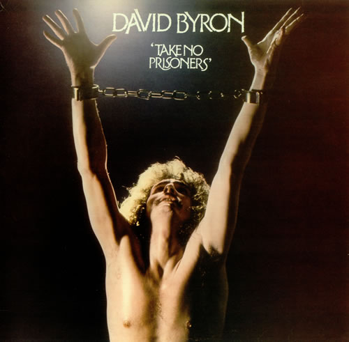 First Additional product image for - DAVID BYRON (URIAH HEEP) Take No Prisoners (1975) (BRONZE RECORDS) (10 TRACKS) 320 Kbps MP3 ALBUM