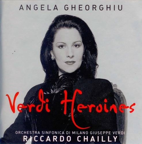 First Additional product image for - ANGELA GHEORGHIU Verdi Heroines (2000) (DECCA RECORDS) (9 TRACKS) 320 Kbps MP3 ALBUM