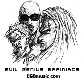 evil genius brainiacs: space cake
