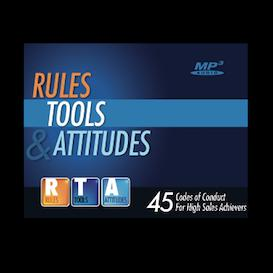 Rules, Tools and Attitudes Audio Download | Audio Books | Business and Money