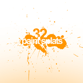 Paint Splat Vector Pack | Photos and Images | Digital Art