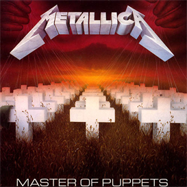 METALLICA Master Of Puppets (1986) (ELEKTRA) (8 TRACKS) 128 Kbps MP3 ALBUM | Music | Rock
