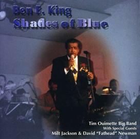 ben e. king shades of blue (1999) (half note records) (13 tracks) 320 kbps mp3 album