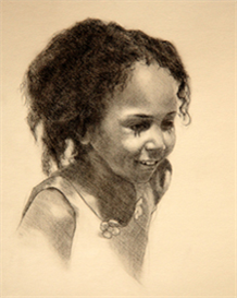 drawing portraits from photographs - course 2 - free preview