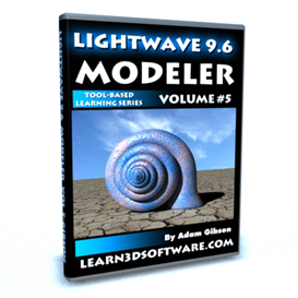 lightwave 3d 9.6 modeler volume #5