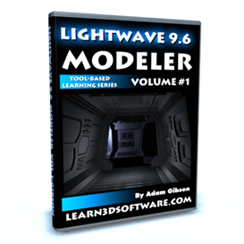 lightwave 9.6 modeler vol.1