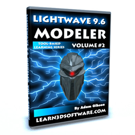 lightwave 9.6 modeler vol.2