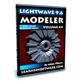 lightwave 9.6 modeler-vol. #4
