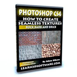 PHOTOSHOP CS4-How to Create Seamless Textures | Movies and Videos | Educational