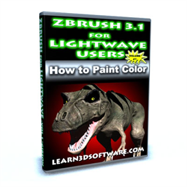 zbrush 3.1 for lightwave users vol.1
