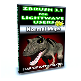 zbrush 3.1 for lightwave users vol.2