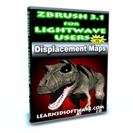 zbrush 3.1 for lightwave users vol.3