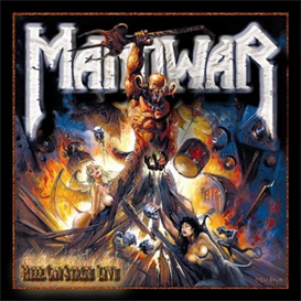 manowar hell on stage live (1999) (metal blade records) (16 tracks) 320 kbps mp3 album