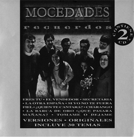 mocedades recuerdos (1998) (sony u.s. latin) (30 tracks) 320 kbps mp3 album
