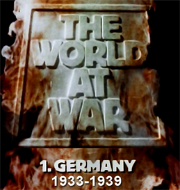 the world at war  (#1 germany 1933-1939)