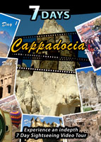 7 days cappadocia turkey dvd global television