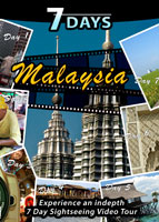 7 Days MALAYSIA DVD Global Television | Movies and Videos | Other