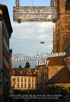 back roads of europe trento and bolzano italy dvd television syndicati
