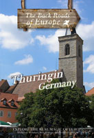 back roads of europe thuringin germany dvd television syndicati