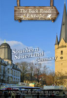 back roads of europe southern sauerland germany dvd television syndi