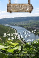 Back Roads of Europe BETWEEN MEUSE AND RHINE FRANCE DVD Television Syn | Movies and Videos | Other
