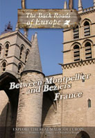 back roads of europe between montpellier and beziers france dvd television syndi