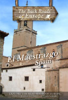 back roads of europe el maestrazgo spain dvd television syndi