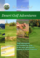 Good Time Golf Desert Golf Adventures DVD Golf Media Group | Movies and Videos | Other