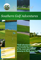 good time golf southern golf adventures dvd golf media group