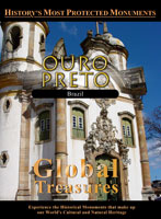 global treasures ouro preto dvd global television