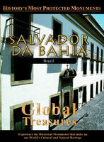 global treasures salvador da bahia dvd global television