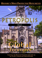 global treasures  petropolis dvd global television