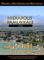 Global Treasures HIERAPOLIS PAMUKKALE DVD Global Television | Movies and Videos | Other