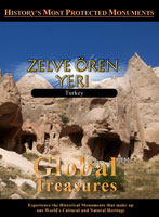 global treasures zelve oren yeri dvd global television