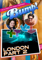 Bump-The Ultimate Gay Travel Companion London Part Two DVD Bumper2Bumper Media | Movies and Videos | Other