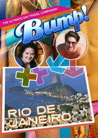 bump-the ultimate gay travel companion rio de janeiro dvd bumper2bumper media