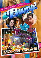 Bump-The Ultimate Gay Travel Companion Sydney Mardi Gras DVD Bumper2Bumper Media   Movies and Videos   Other
