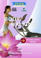 viva fit n fun body walk fitness through walking dvd global television arcadia f