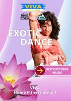 viva fit n fun exotic dance sensual fitness training dvd global television arcad