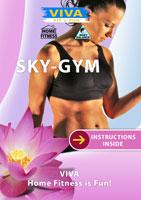 viva fit n fun ski-gym dvd global television arcadia films