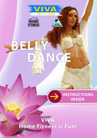 viva fit n fun belly dance for fitness and fun dvd global television arcadia fil