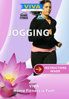 VIVA Fit n FUN JOGGING Fitness Through Running DVD Global Television Arcadia Fil | Movies and Videos | Other