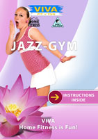 VIVA Fit n FUN JAZZ-GYM Body Training With A Funny Beat DVD Global Television Ar | Movies and Videos | Other