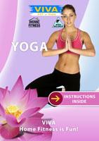 viva fit n fun yoga fitness through inner peace dvd global television arcadia fi