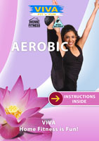 VIVA Fit n FUN AEROBIC General Fitness Training DVD Global Television Arcadia Fi | Movies and Videos | Other