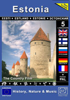 Estonia DVD Vilnius On Video | Movies and Videos | Other
