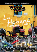 Vista Point La Habana Cuba DVD Global Television Arcadia Films | Movies and Videos | Other