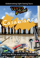 Vista Point Casablanca Morocco DVD Global Television Arcadia Films | Movies and Videos | Special Interest