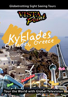 Vista Point KYKLADES Greece DVD Global Television Arcadia Films | Movies and Videos | Special Interest